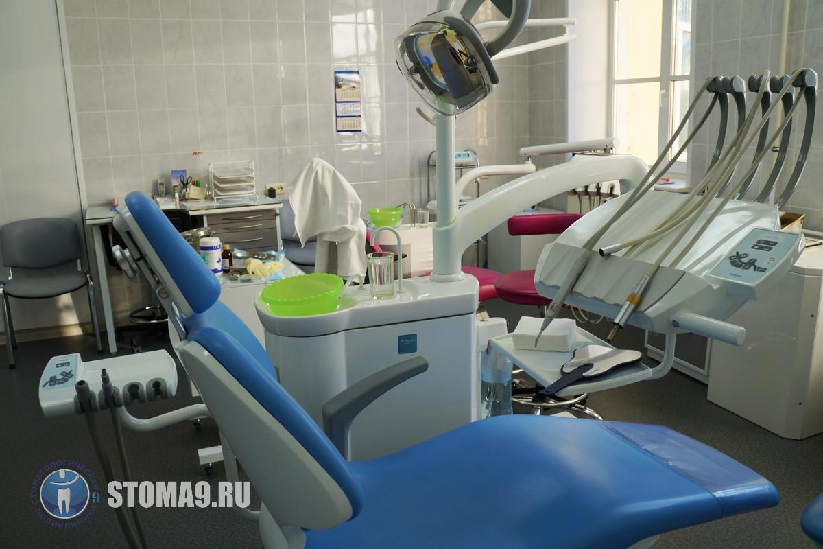 Реабилитация Стоматологическая